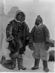 Sigmund Freud Carl Jung friendship arctic expedition